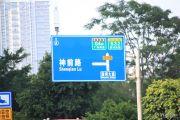 恒荣・城市溪谷交通图