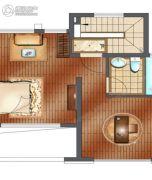 正荣悦玲珑4室2厅2卫115平方米户型图