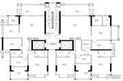泰安・锦绣江南花园3室2厅2卫134--182平方米户型图