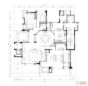御珑苑4室2厅4卫293平方米户型图