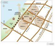 金泰城二期交通图