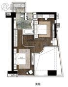 南浦时代0室0厅0卫113平方米户型图