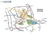 民盈山・国贸中心规划图