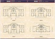 碧桂园・翡翠湾5室2厅4卫296平方米户型图