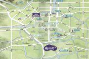 鸿泊湾交通图