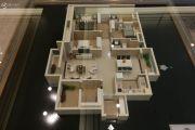 绿地香颂公馆4室2厅2卫128平方米户型图