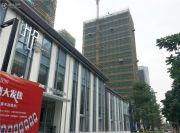 越秀国际总部广场外景图
