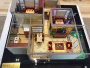 恒大悦府3室2厅1卫91平方米户型图