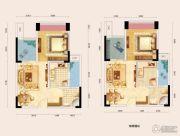 兴亚沙滨国际1室1厅0卫0平方米户型图