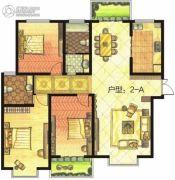 东方明珠3室2厅2卫157平方米户型图