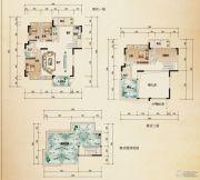 熙岸尚城二期0室0厅0卫266平方米户型图