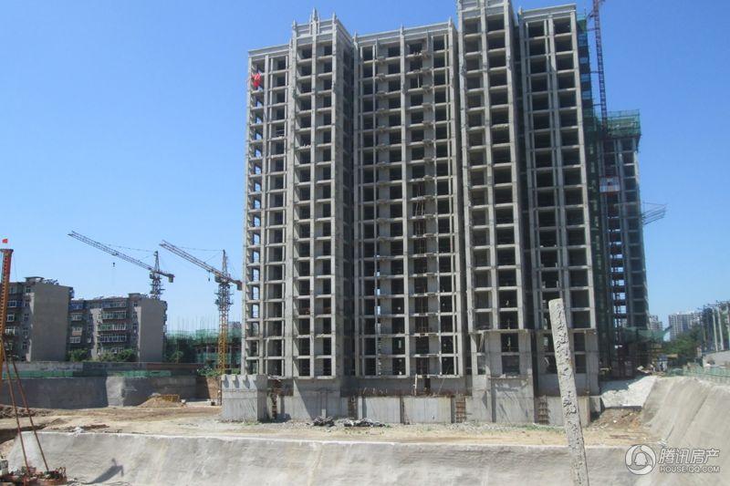 2013.07.16雍和慢城工程进度图