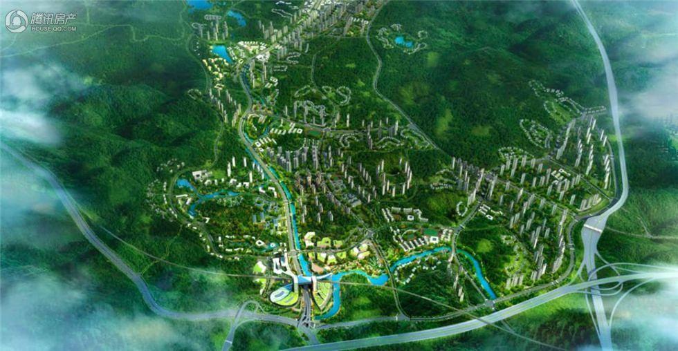 山景城所在区域长岭居