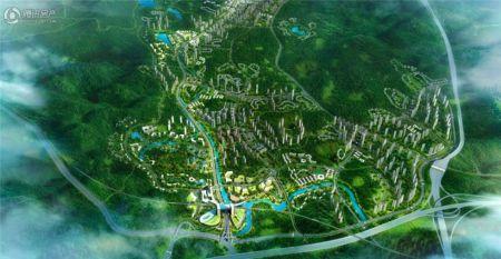 万科山景城