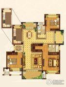 祥生・南山郡3室2厅2卫138平方米户型图