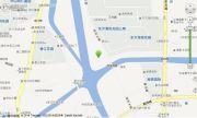 海悦富地中心交通图