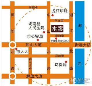 青岛崂山区龙庭景园小区地图