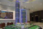 苏宁广场沙盘图