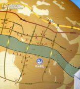 碧水蓝湾交通图