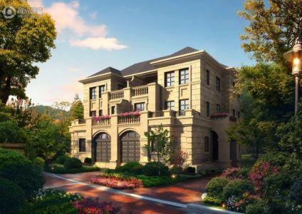 陽光城薔薇溪谷西咸新區240—390平別墅在售