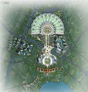 滇池国际会展中心・山海湾