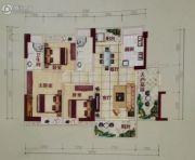 集美雅苑3室2厅2卫102平方米户型图