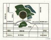 华润银湖蓝山交通图