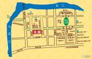 东方香舍交通图