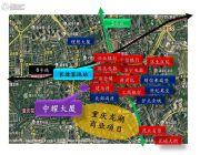 中耀大厦交通图