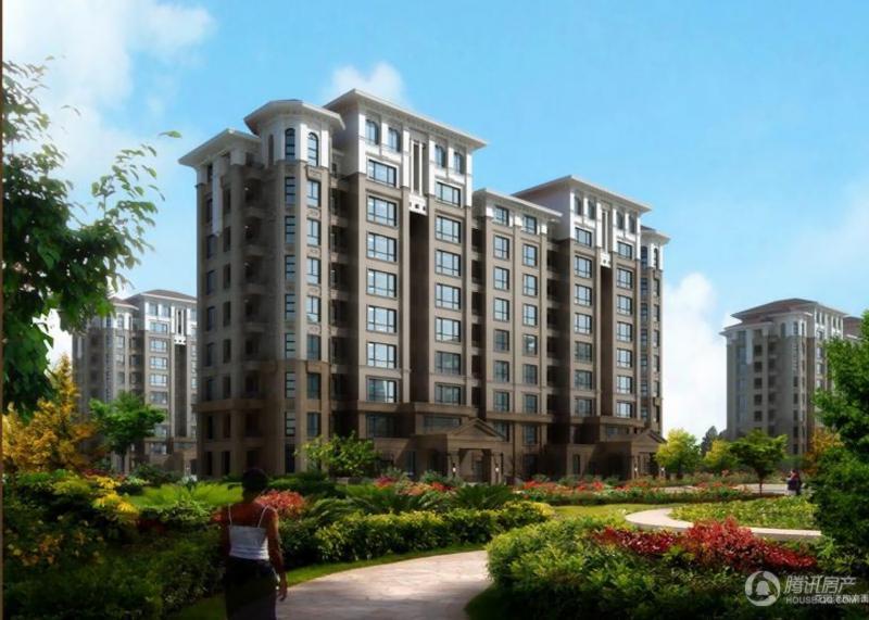 中国中铁 诺德名城50 150平户型均价7500元