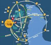 东城天樾交通图