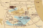 绿城・玉兰花园交通图