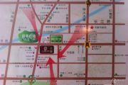 上海都市花园交通图
