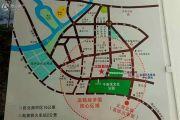 汉韵鑫城交通图