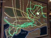 华策中心城交通图
