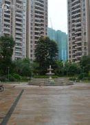 翠湖花园实景图