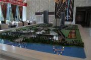 银鑫五洲广场沙盘图