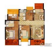 弘阳燕江府4室2厅2卫110平方米户型图