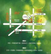 宝翠园交通图
