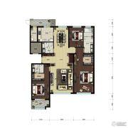 天润福熙大道3室0厅0卫228平方米户型图