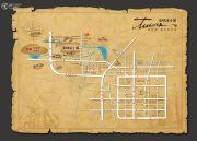 安纳溪小镇交通图