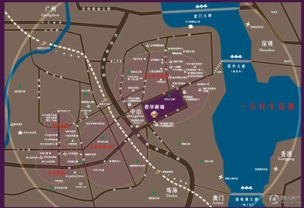 硅谷地图中文版