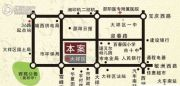 富恒・金鹏嘉苑二期交通图