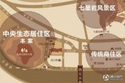 光大・锦绣山河交通图