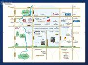 中海熙苑交通图
