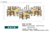 南方梅园0室0厅0卫140--179平方米户型图