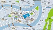 大融汇交通图
