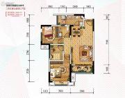 金科天宸0室0厅0卫68平方米户型图