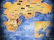中铁琥珀湾交通图