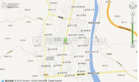 城北滨江河畔